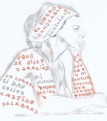 Ilustración de Estructura Social Contemporánea